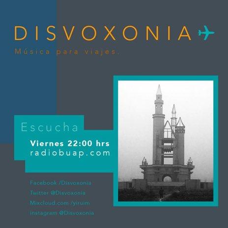 #Podcast: Disvoxonia – Programa 14 de junio.