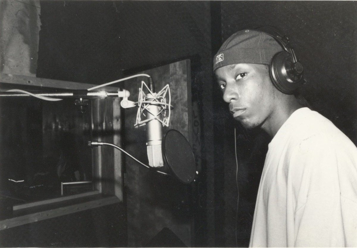 One of the best lyricists of all time. Harlem's Finest.  20 years ago, Big L was killed in a drive-by shooting. Rest In Peace 🙏