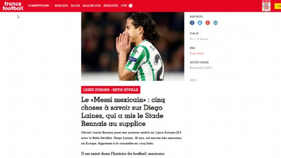Solo ⚽ Fútbol's photo on France Football