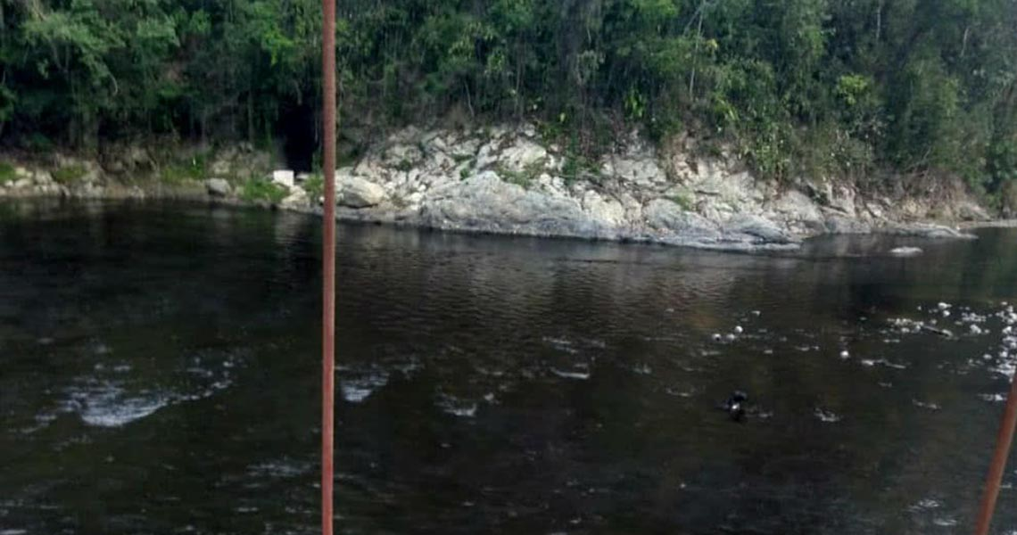 #Internacionales Derrame de crudo llega al río Catatumbo https://t.co/yK9mFUpTXB