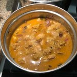Image for the Tweet beginning: Indian railway curry tonight. #DaveKnowles