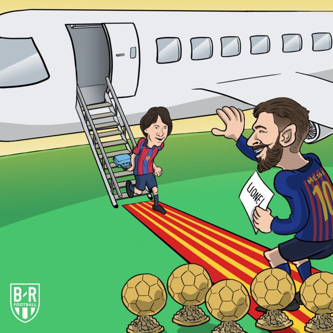O Messi Foto