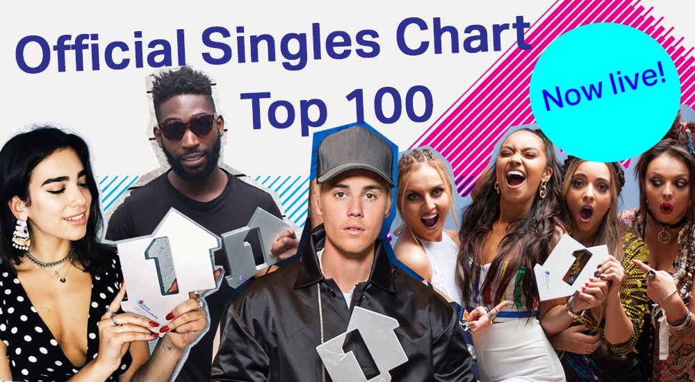 official top 100 singles