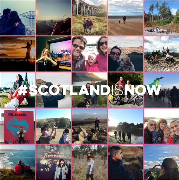 We've loved reading all the reasons that you #LoveScotland and seeing all your amazing photos 💙 You can still join in by sharing your photo & story and using the hashtag 😍 #Love #ScotlandIsNow