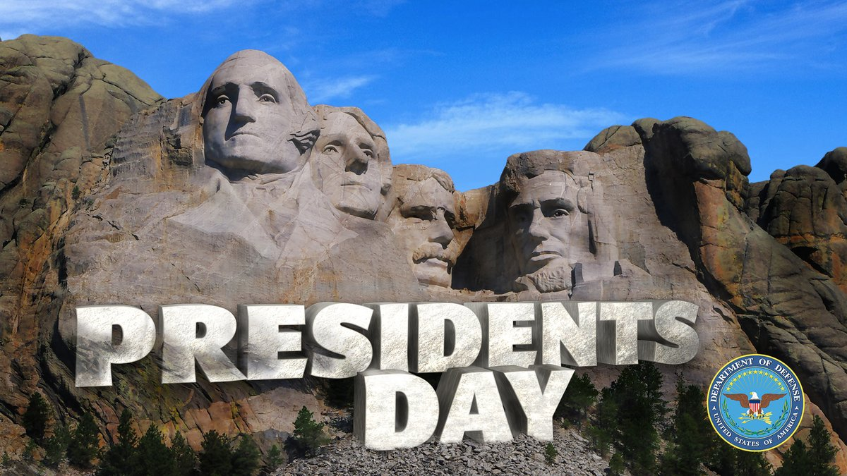 #PresidentsDay was initially created to honor the birthday of George Washington, but since then, it's become a day to honor all U.S. presidents. Check out https://t.co/JFOMV4h4B2 today to learn more about the holiday.