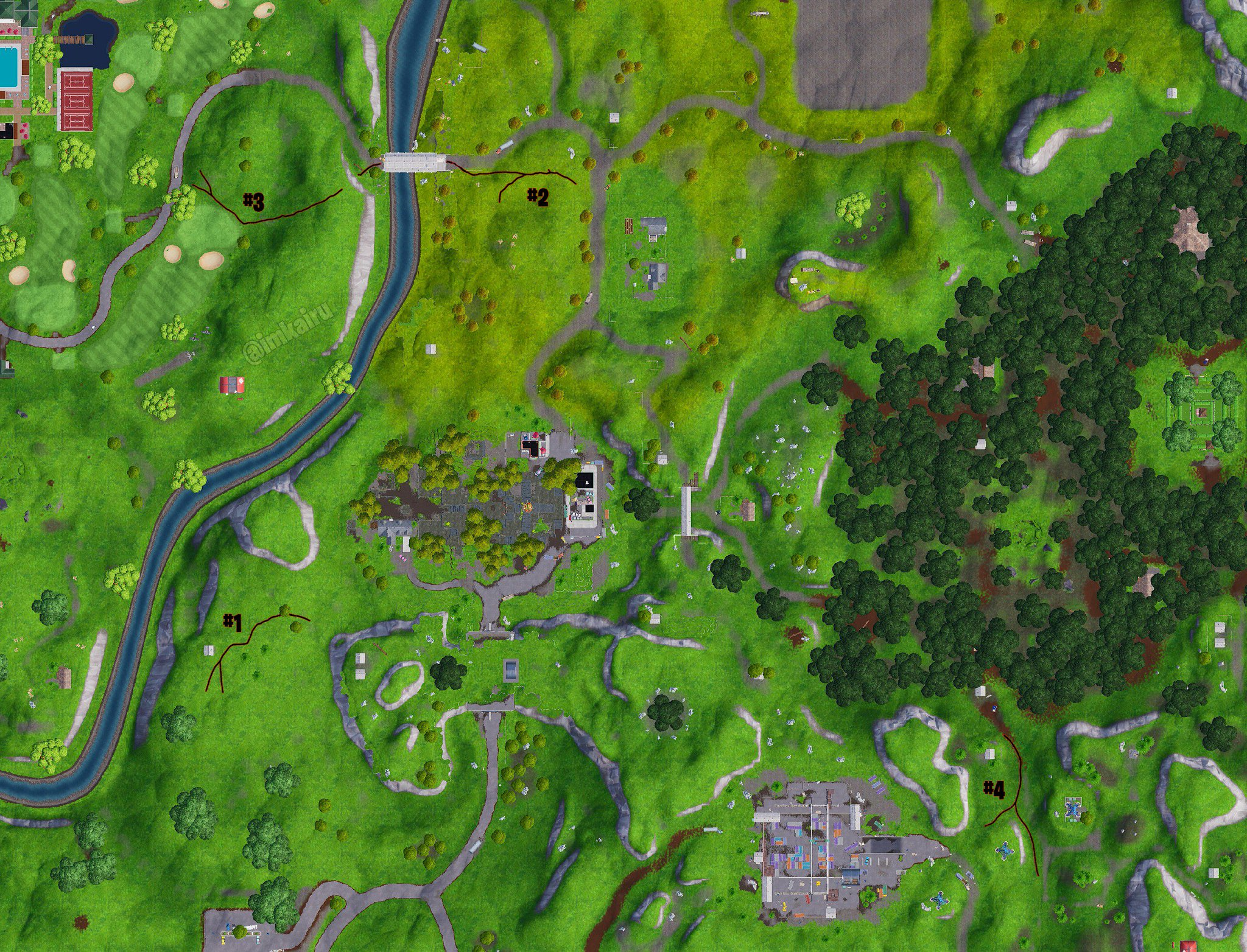 Fortnite Earthquake Event - Timeline, Timings, and Countdown