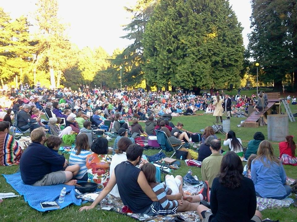 Seattle Shakespeare On Twitter Whos Ready For Summer Weve Been
