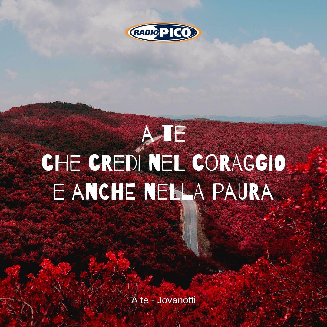 Radio Pico على تويتر Ate Jovanotti Citazioni