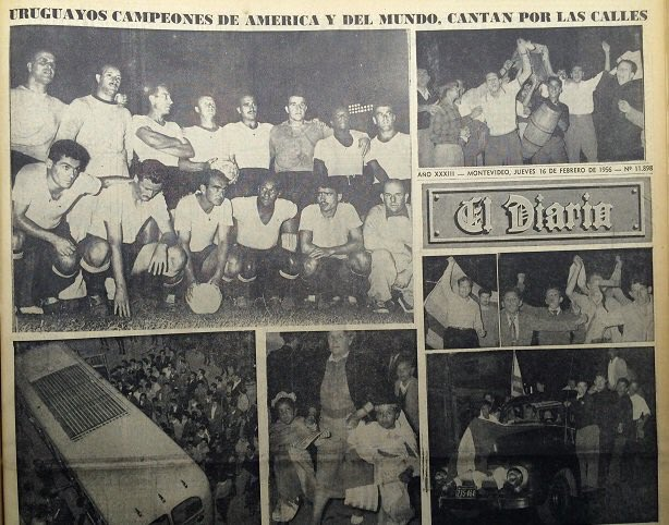 Image result for copa america 1956