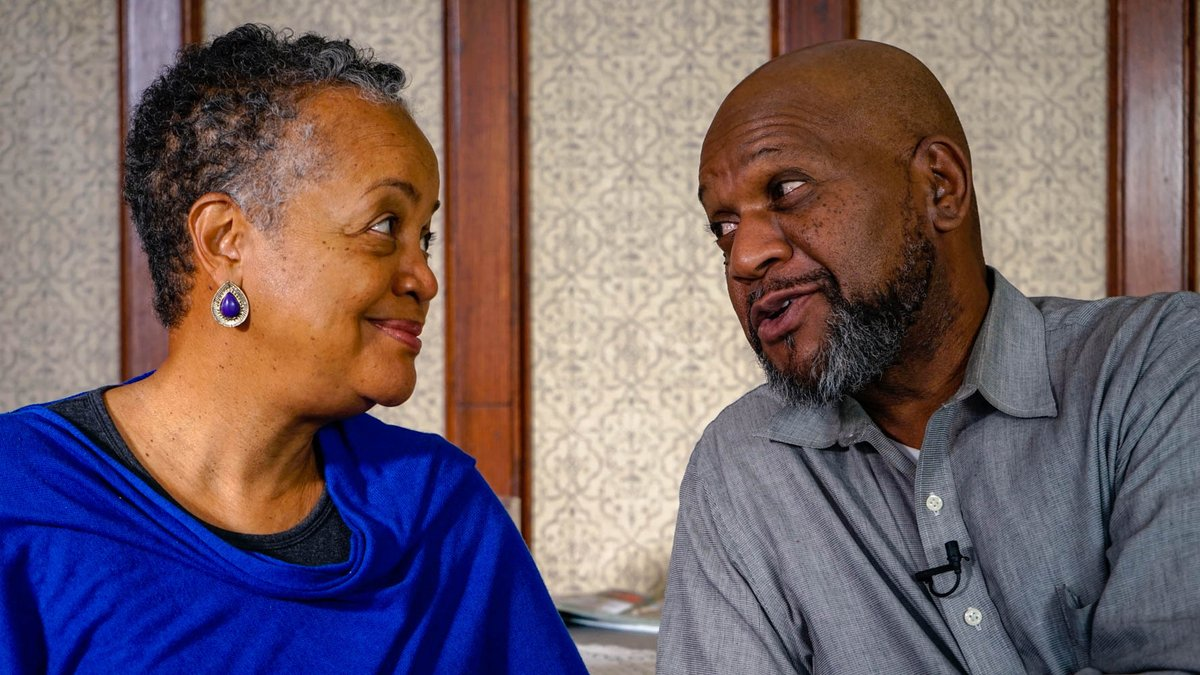 """""""The renovation of our own home became secondary to the renovation of our community."""" Learn how this couple's love story transformed their Milwaukee neighborhood. As heard on @MorningEdition. https://storycor.ps/2SB3Nrz"""
