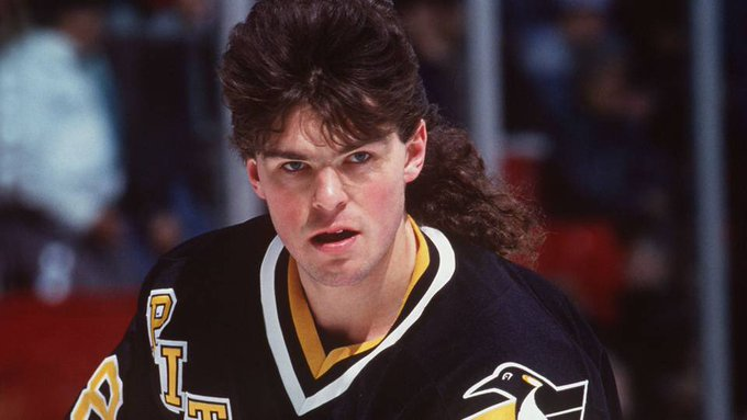 No matter how bad ass you think you are, you will never be Jaromir Jagr permed mullet Bad-Ass. Happy Birthday 68!