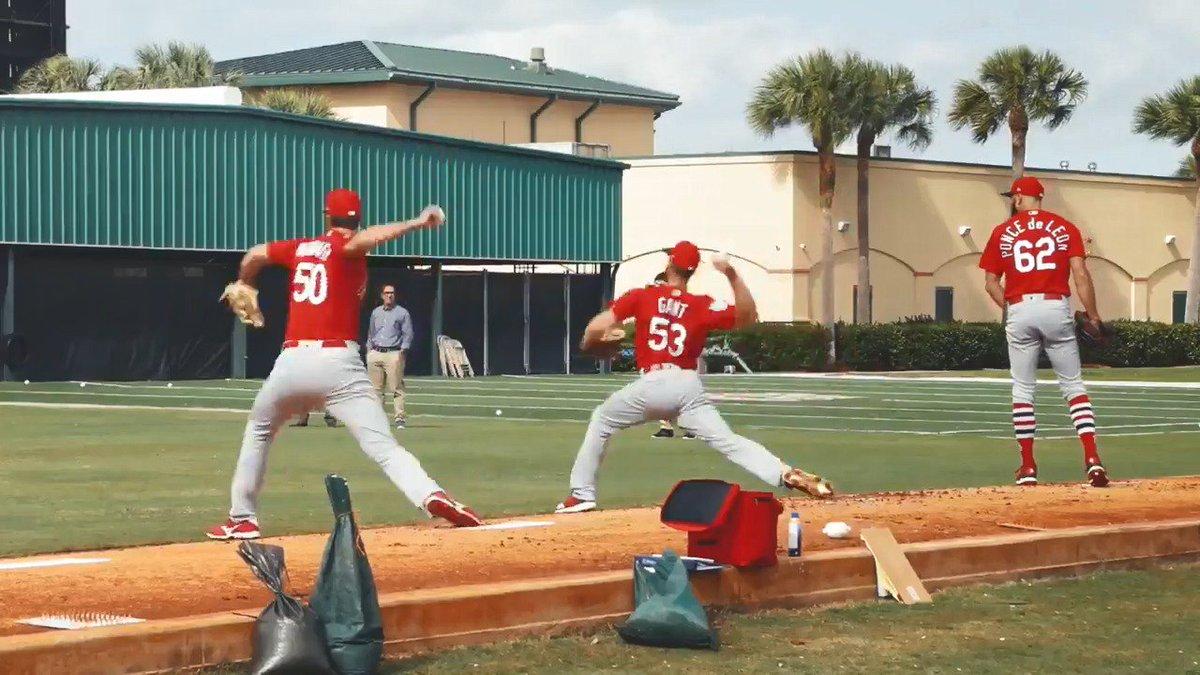 Dear baseball, we're ready.