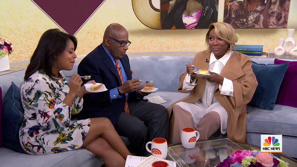 Patti LaBelle shares her 'country buttermilk' pie!