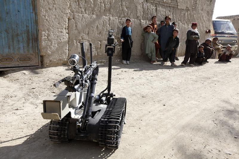 Algorithmic warfare is coming. Humans must retain control https://wef.ch/2OZ4qoY #AI