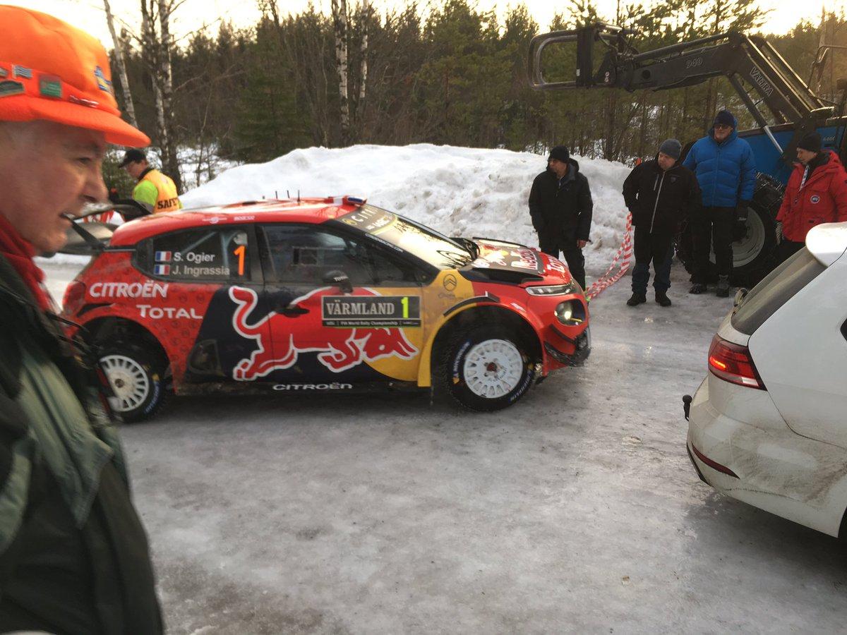 WRC: 67º Rallye Sweden [14-17 Febrero] - Página 5 DzdJQkyWwAAw-Zu