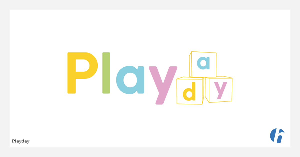 Here is our final design for 'Playday'!  We would love to know what you think of our #52weeksofdesign challenge, reply below!  You can view all of our designs here: https://buff.ly/2W1VTpt . . . #design #designinspiration #creative #challenges #newchallenge #heybridgecreative