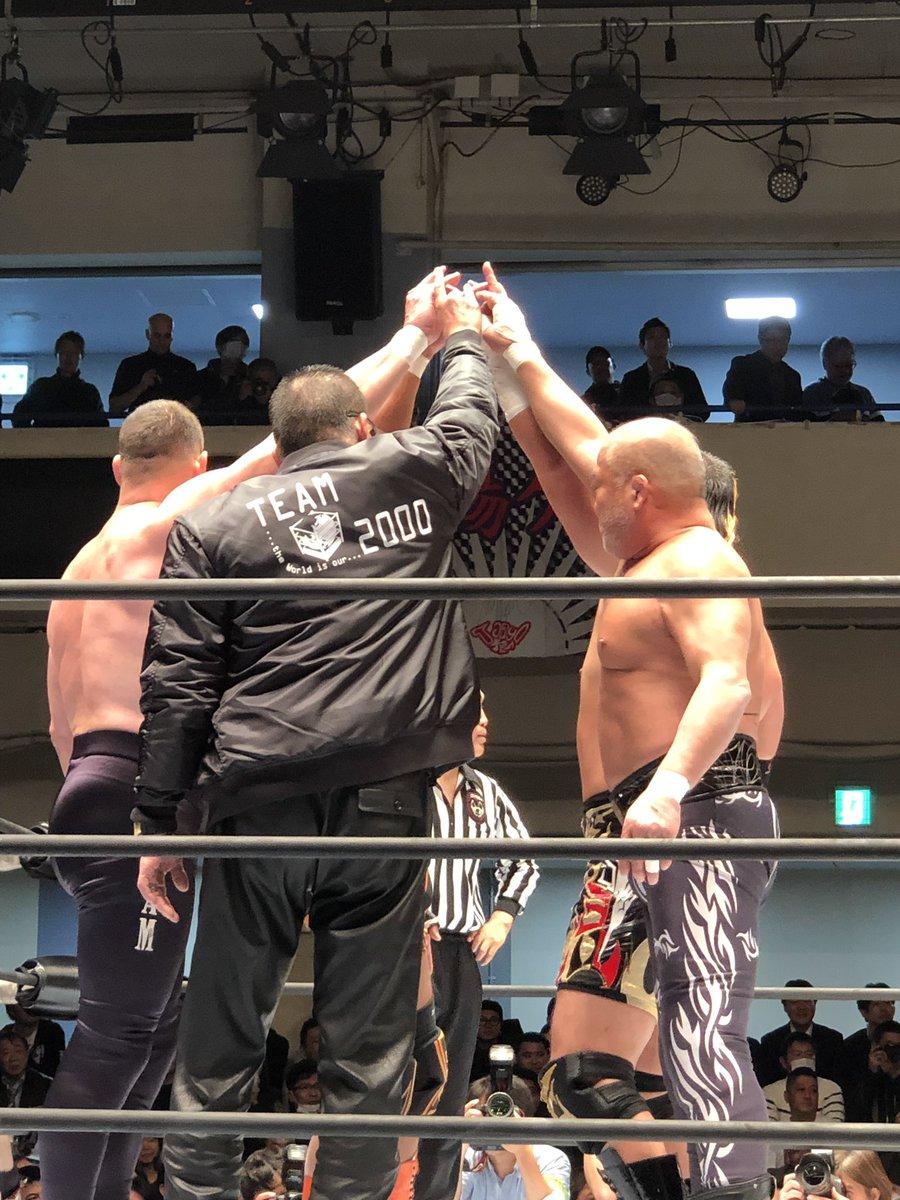 "Keiji Mutoh Produce: ""Pro Wrestling Masters"" Don Frye vuelve a Japón 5"