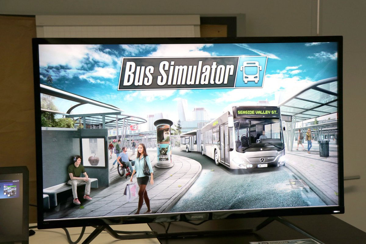 Bus Simulator 18 - Événement de presse à Munich ! DzdMS0hWoAAL6Ya