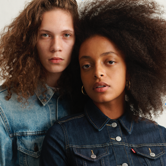 Visit any the Levi's® Outlet stores this weekend for 40% Off on Tops, Outerwear + Accessories.