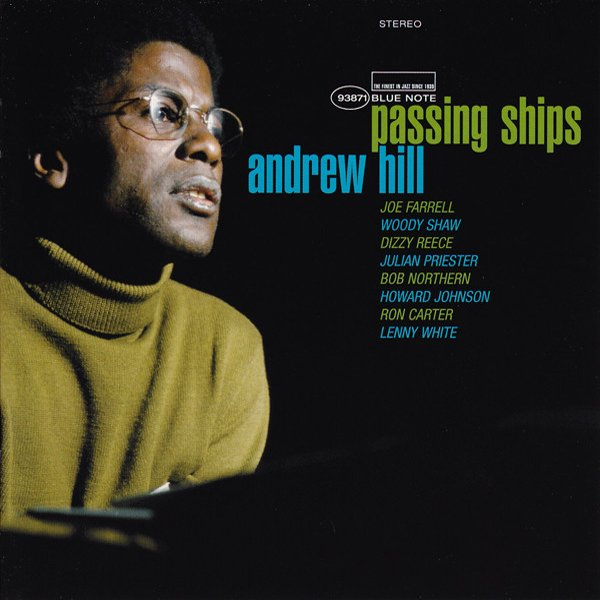 Thrilled this treasure is now available to stream or download! #AndrewHill #PassingShips https://t.co/qor6wkOzl9  Recorded in 1969 it was initially shelved. Decades later Hill urged producer Michael Cuscuna to revisit the tapes which revealed a masterpiece  https://t.co/oCpvxXJ2ic