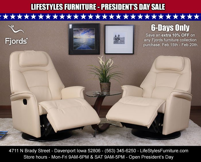 Savings On Relaxers Modern Living Chairs Sofas And Sectionals 2 15 Through 20 Quadcities Iowa Illinois