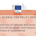 Image for the Tweet beginning: TO READ: JRC policy report: