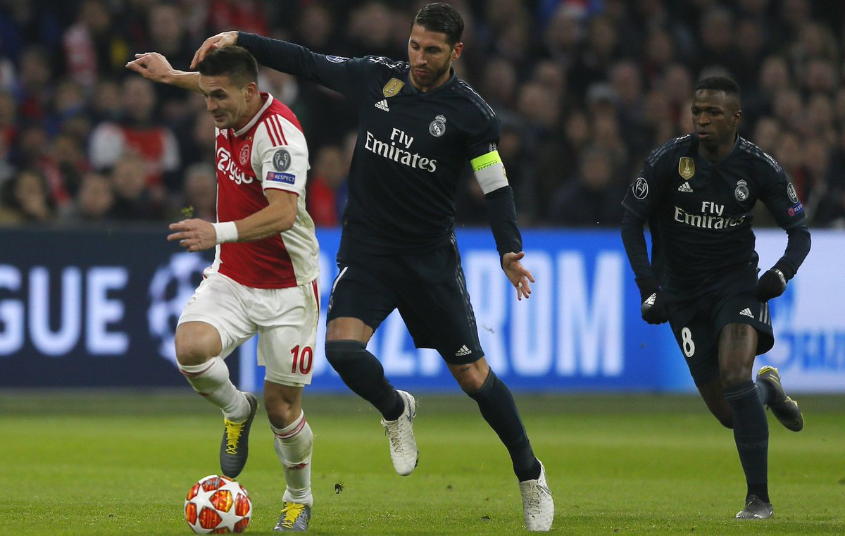Players like Sergio Ramos are why you can never count out Real Madrid: http://deadsp.in/c1gOOKP
