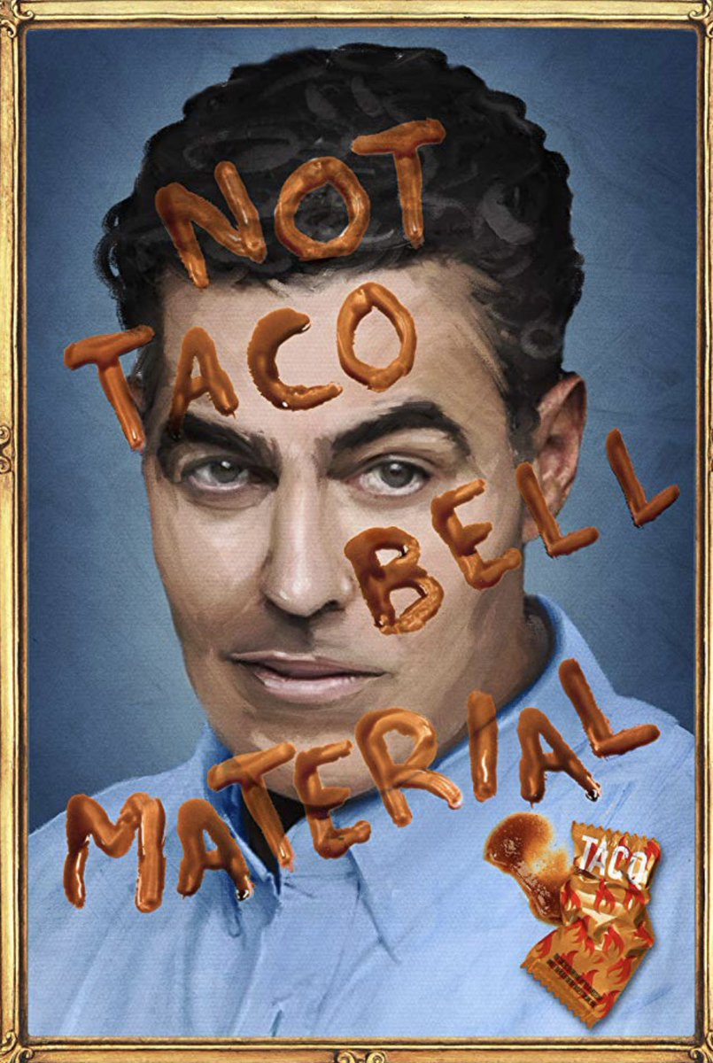 Get it on with the first stand-up special by @adamcarolla Go to http://tugg.com and set up a screening near you for its release on 2/27/19!