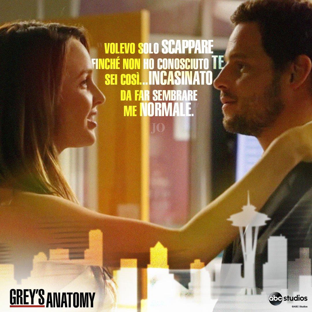 I ricordi, i sentimenti e le delusioni saranno al centro dell'episodio di Grey's Anatomy in onda alle 22.10 @ABCStudiosIT