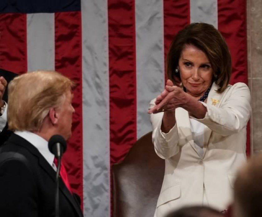 Go get him, Nancy. Can't wait to see how this plays out #FAKENationalEmergency