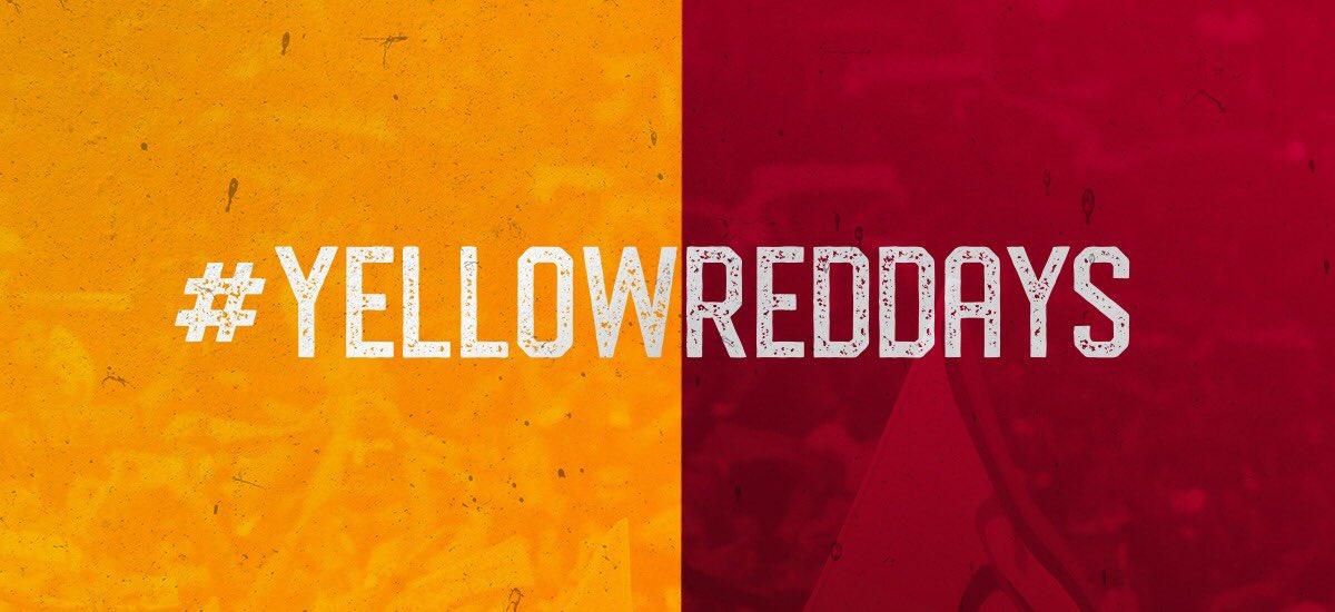 #YellowRedDay kampanyası devam ediyor Detaylar 👉 galatasaray.org/haber/gs-magaz…