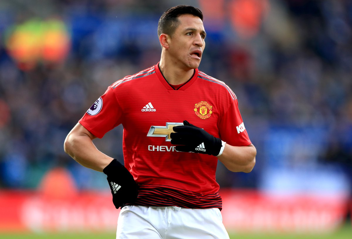 Marc Overmars thinks Alexis Sanchez could return to the Emirates...  Would you accept him back, #AFC fans?