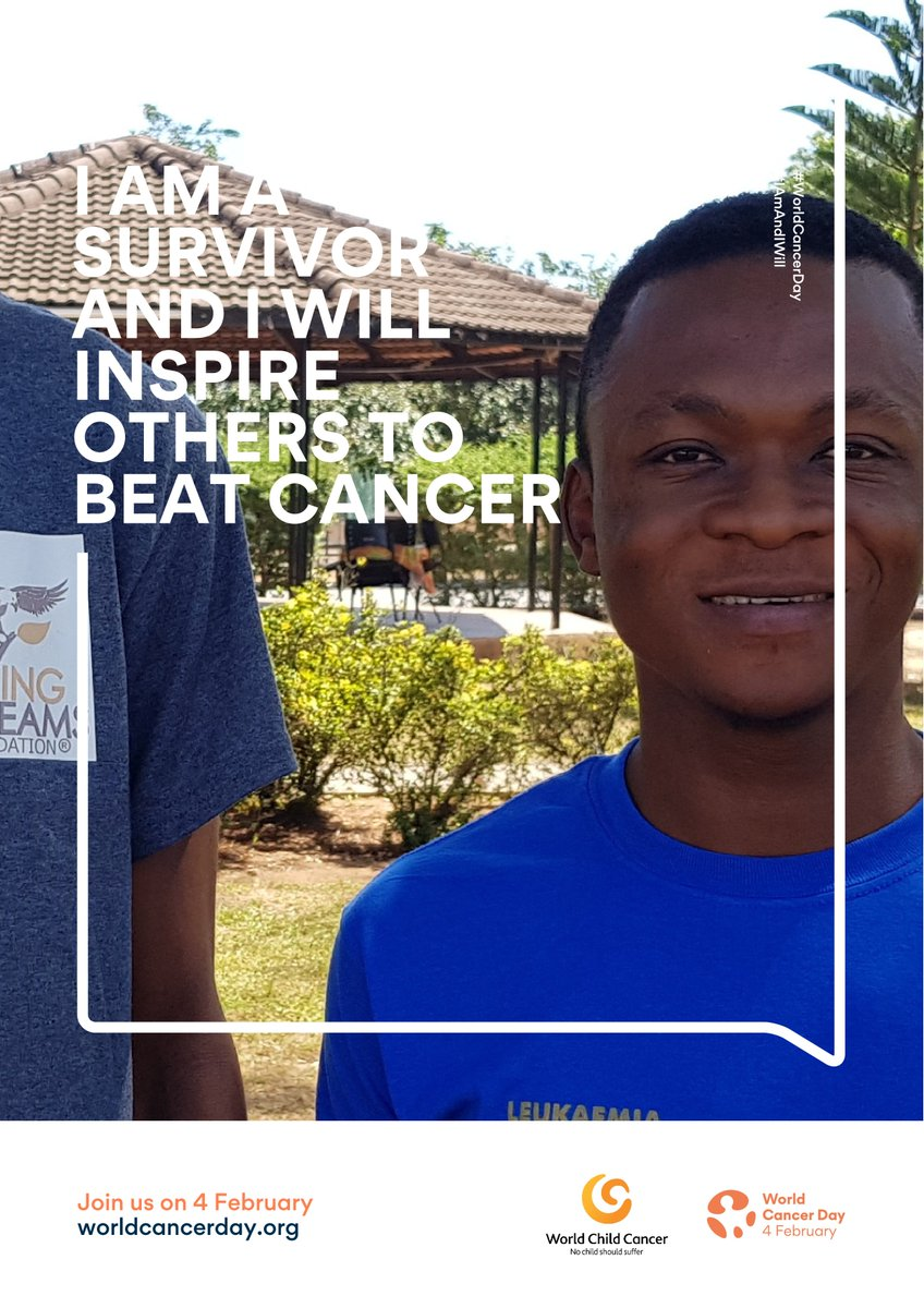 Today is International Childhood Cancer Day and we have a special message for you from Prince   Prince overcame cancer as a child and is now inspiring others to do the same   #IAmAndIWill   https://www. worldchildcancer.org/stories/meet-p rince-cancer-survivor &nbsp; … <br>http://pic.twitter.com/uOwmfrZWIZ