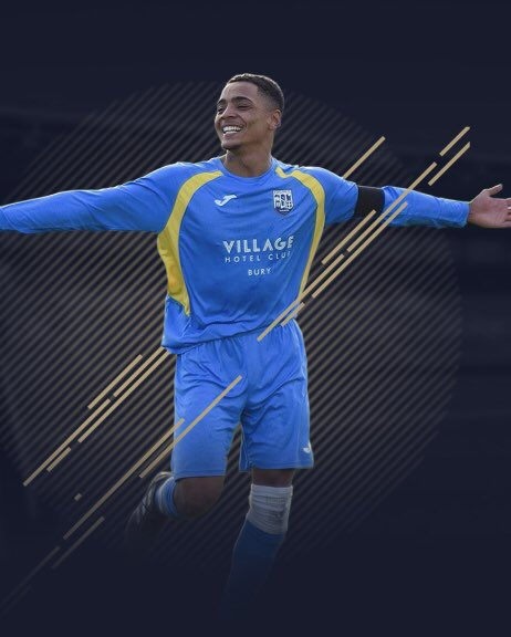And also Youngster Sheldon Barrington signs first team forms from the Academy
