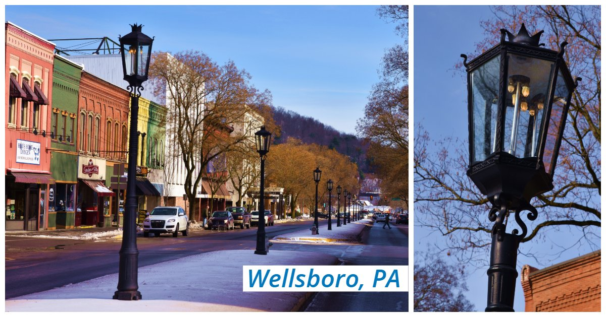 test Twitter Media - #FactFriday One of the first applications of natural gas was for street lights in small towns. Pictured below, Wellsboro, PA features 240 gaslights in the borough's historic district. #NatGasWorks https://t.co/QXy9QZCNJZ