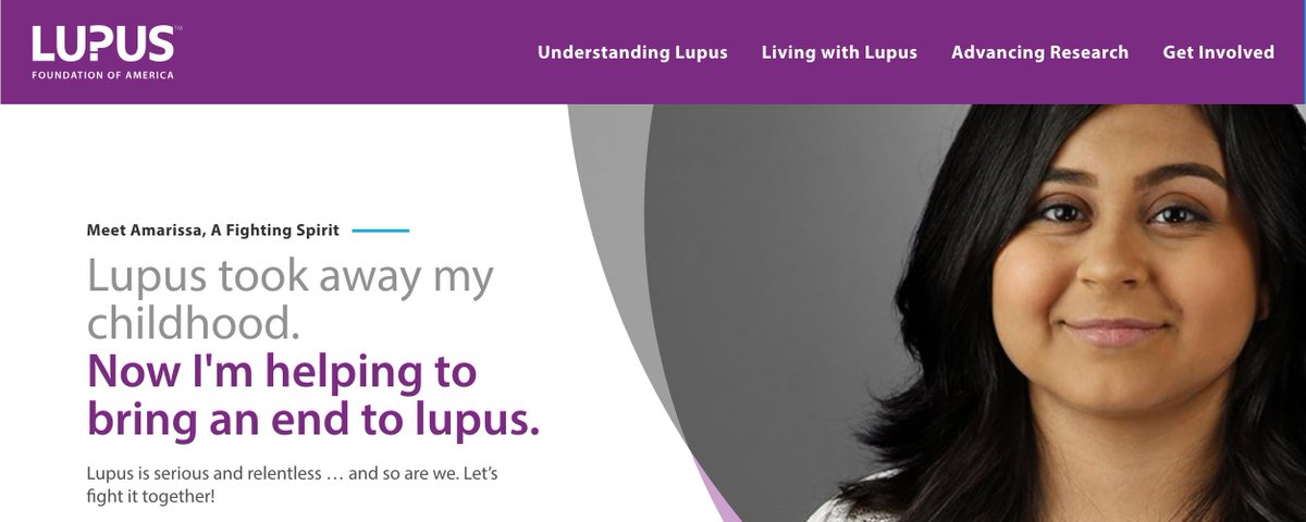 Here is your chance to #FeelGoodFriday - https://lupus.org/alianza