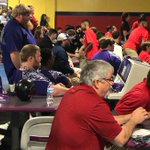 Image for the Tweet beginning: Class II Bowling Championships today