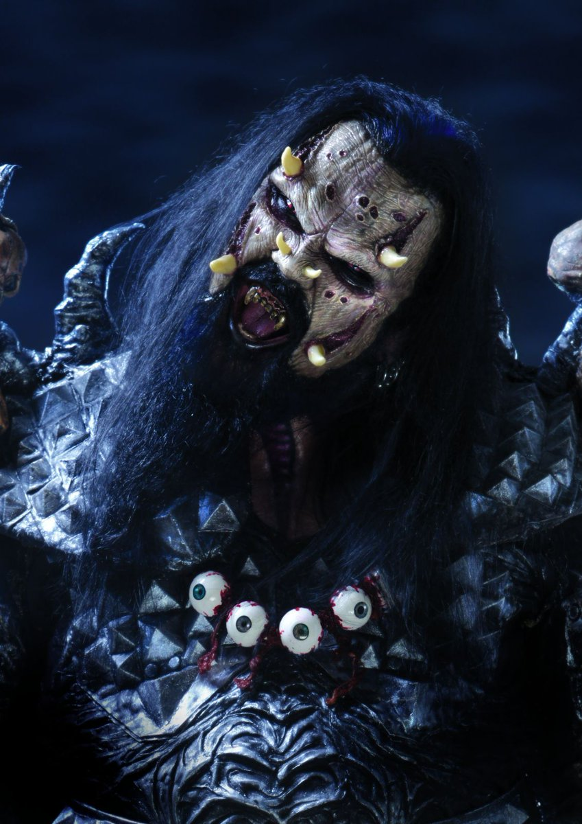A very loud and obnoxious Happy Birthday to the big man himself - Mr Lordi! https://t.co/uR4EKaz3lN