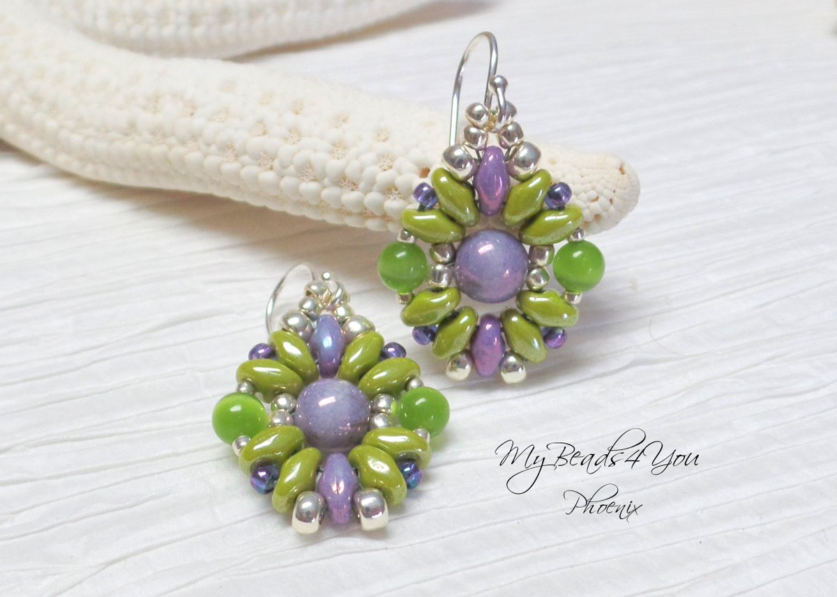 #epiconetsy #etsymntt #etsy #jewelry #earrings #etsyteamunity #bohoearrings  #etsyclub #etsyrt #integritytt #giftforher #handmade #handmadejewelry #craftshout #onlinecraft #diy #jewelrymaking #beadingtutorials Tutorial  http:// ow.ly/hOl430nIoMP  &nbsp;    Ready 2 Wear  http:// ow.ly/aP1n30nIoOE  &nbsp;  <br>http://pic.twitter.com/IaZHfjqqFL