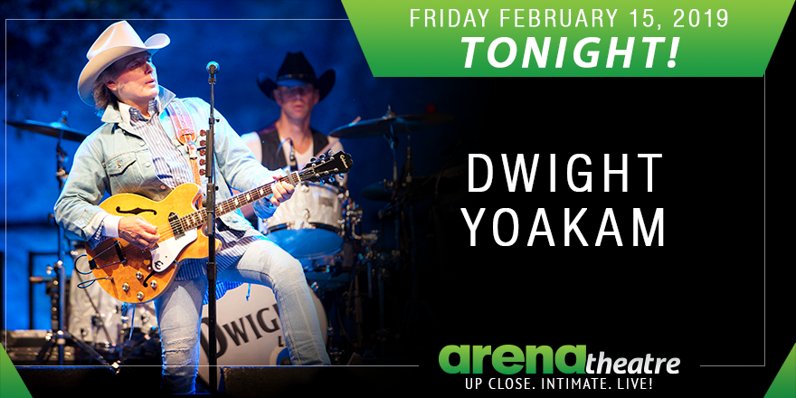 TONIGHT! 🔥  Last call🤘!! Dwight Yoakam and Scooter Brown Band on stage TONIGHT at #ArenaTheatre! Get your tickets today! 👉https://bit.ly/2E2ZQDj -- #LIVEShow #Houston