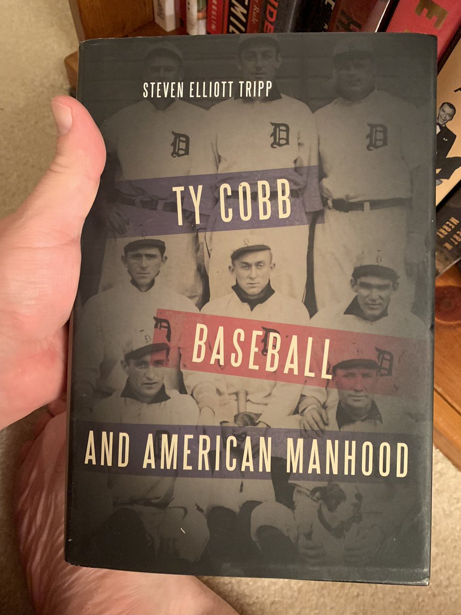 I was nominated by @edmathey1 to post covers of #7books that I love: no explanations, no reviews, just covers.  Each time I post I'll ask another to take up the challenge.   One cover a day for a week. Today, on day 5, I nominate @FIO_Baseball