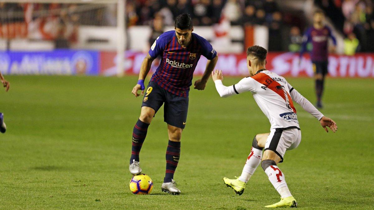 📌 KICK OFF TIME CONFIRMED 🏆 @LaLiga, week 27 ⚽️ Barça - Rayo 📆 09/03 ⌚️ 6.30pm CET 📲 #BarçaRayo