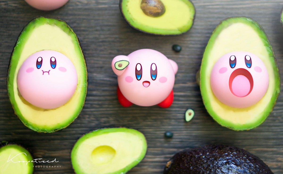 Who needs some Kirby Avocados?   #nintendo #nintendode #kirby #avocados @NintendoDE @NintendoEurope @NintendoUK @KirbyInformer @TokyoOtakuMode @GoodSmile_US<br>http://pic.twitter.com/6o697WtNr4
