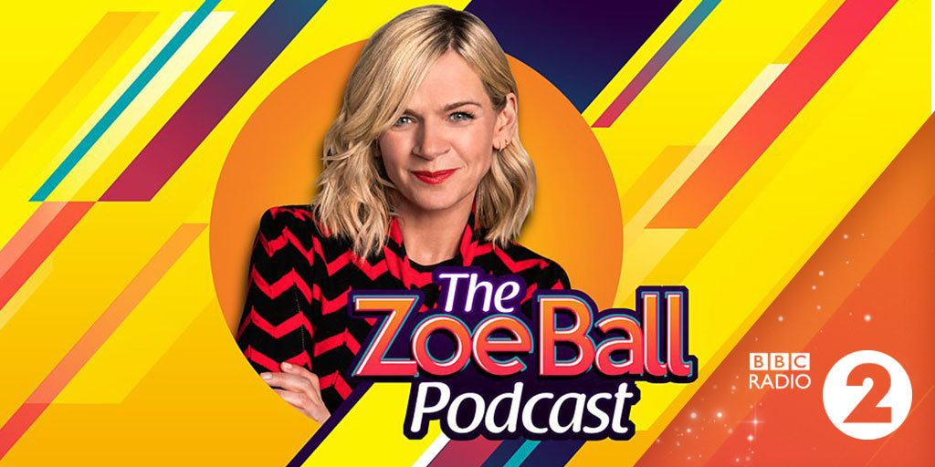 It's been a whirlwind week of celebs, smiles and giggles 😂 Hear the very best bits in @ZoeTheBall's Podcast, with @ClaudiaWinkle, @TessDaly, @AlanCarr, @sanditoksvig and @GabrielleUk 🌟   🎧 Listen @bbcmusic:  https://t.co/fjuUKRxXXw