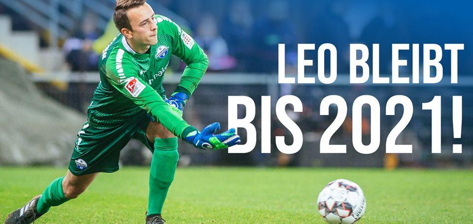Super Nachrichten vor dem Anpfiff: Leo #Zingerle verlängert seinen Vertrag bis 2021!   http://bit.ly/Zingerle_2021   #SCP07