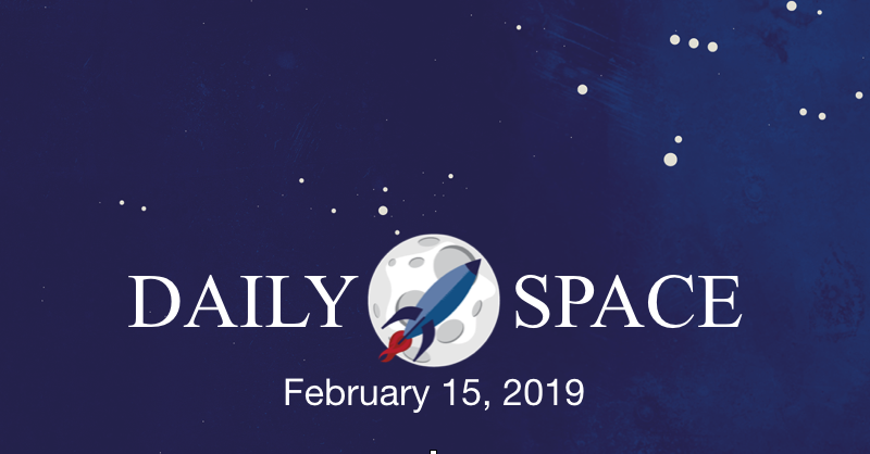 Today's episode of #DailySpace is brought to you by the letters C & M. C and M are for: - China's Chang'e Craters - Chandra Missing Mass Challenge - Cuba Meteor cousin to Chelyabinsk Meteor  Catch these stories at 1pm E / 10 P / 6pm GMT at  https://t.co/8SMjENzWo6