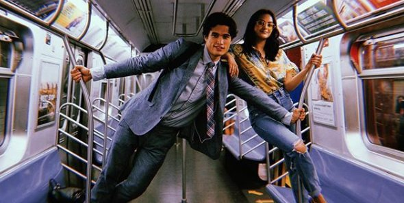 """Camila Mendes Reveals That Charles Melton's """"Cami"""" Tattoo Is Fake"""