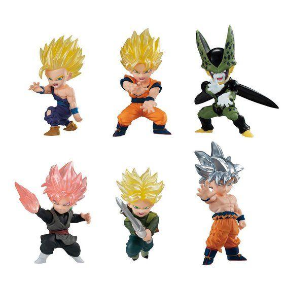"Directamente del universo de Dragon Ball, Bandai presenta una nueva colección de figuras tipo Candy Toy de la colección Dragon Ball Adverge titulada ""Dragon Ball Adverge Motion"".  Más información: http://bit.ly/2TQLFXv  #DragonBall #CandyToy #Bandai"