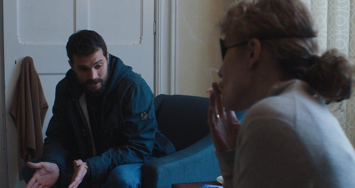#APrivateWar opens in  cinemas today, with Rosamund Pike, Jamie Dornan and Tom Hollander  https://www. belstaff.co.uk/inside-belstaf f/A-Private-War.html?articles=inside-belstaff &nbsp; … <br>http://pic.twitter.com/HKh1pTqpNy