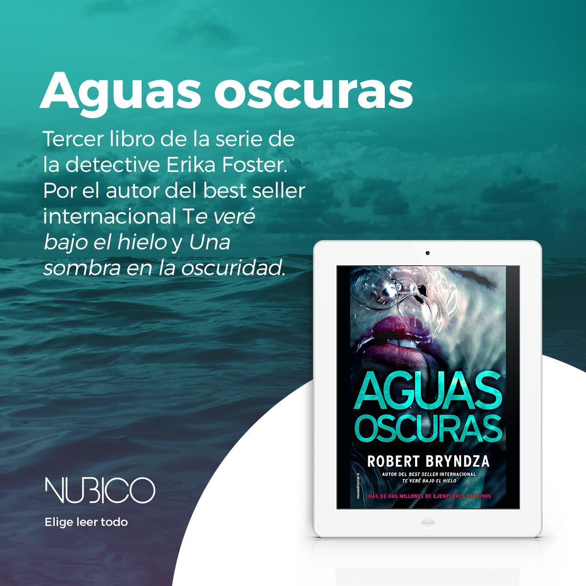 "Nubico on Twitter: ""#YaDisponible: ""Aguas oscuras"" de Robert Bryndza. 👉  https://t.co/XUGEpAd6HP @RocaEditorial… """